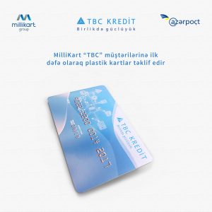 """MILLIKART GROUP"" HAS PROVIDED NON-BANK CREDIT ORGANIZATION ""TBC KREDIT"" WITH NEW ALTERNATIVE CREDIT DISBURSEMENT CHANNEL"